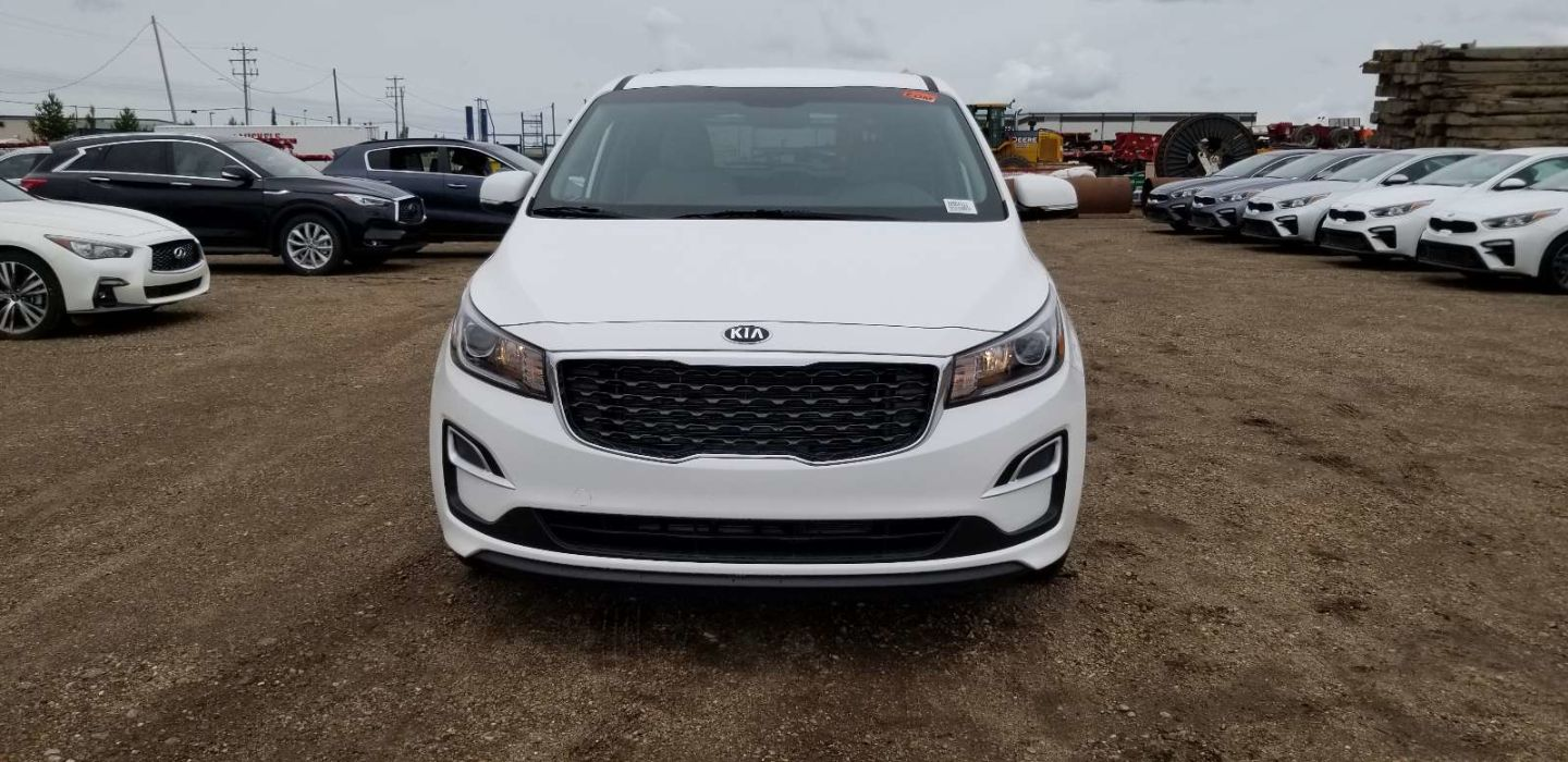 2020 Kia Sedona LX for sale in Edmonton, Alberta