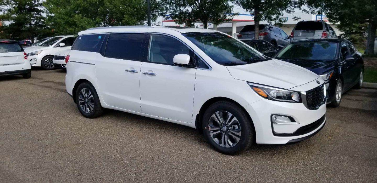 2020 Kia Sedona SX for sale in Edmonton, Alberta