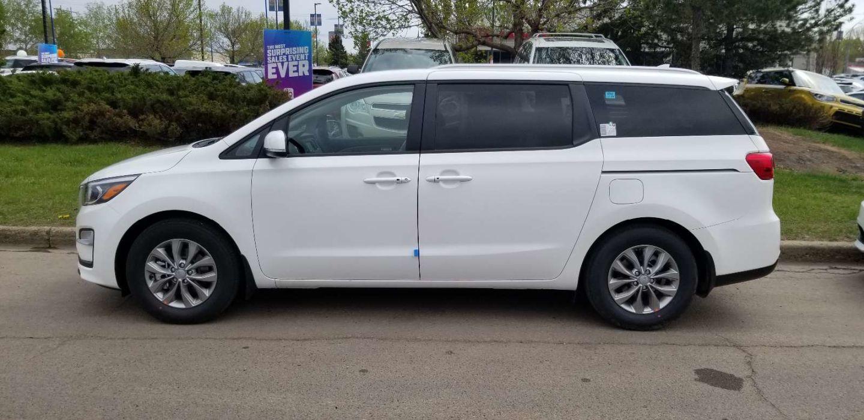 2020 Kia Sedona LX+ for sale in Edmonton, Alberta