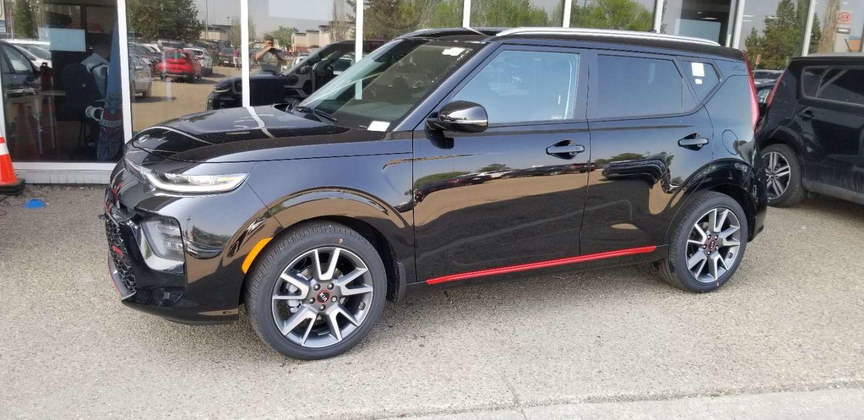 2020 Kia Soul GT-Line Premium for sale in Edmonton, Alberta