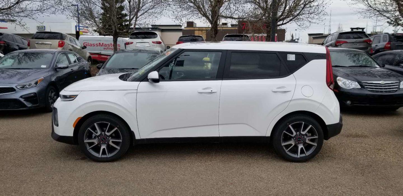 2020 Kia Soul EX Premium for sale in Edmonton, Alberta