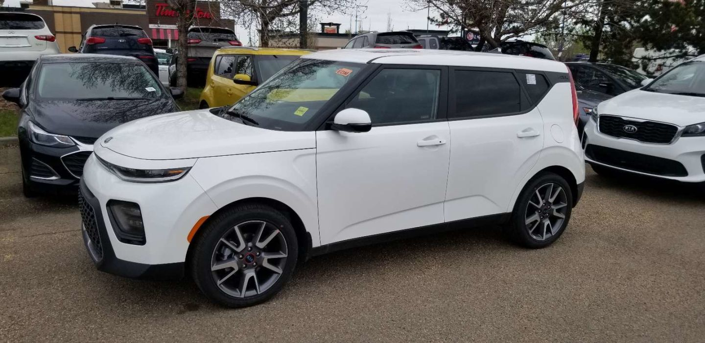 2020 Kia Soul EX Premium for sale in Edmonton, Alberta