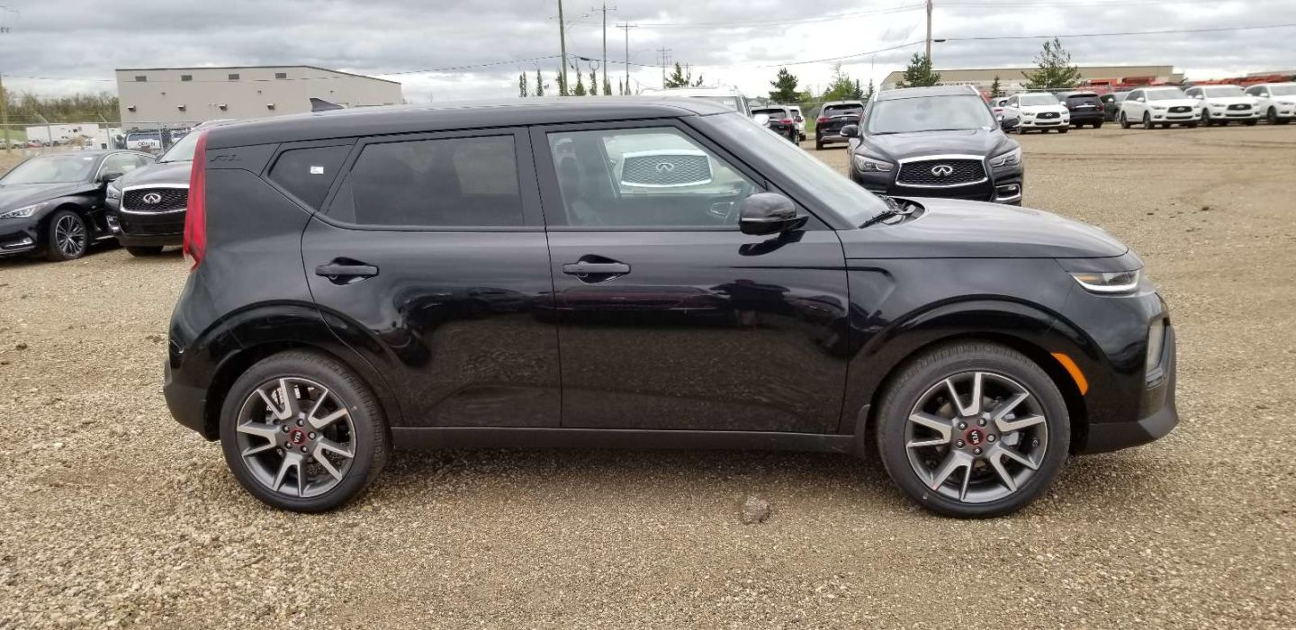 2020 Kia Soul EX Limited for sale in Edmonton, Alberta