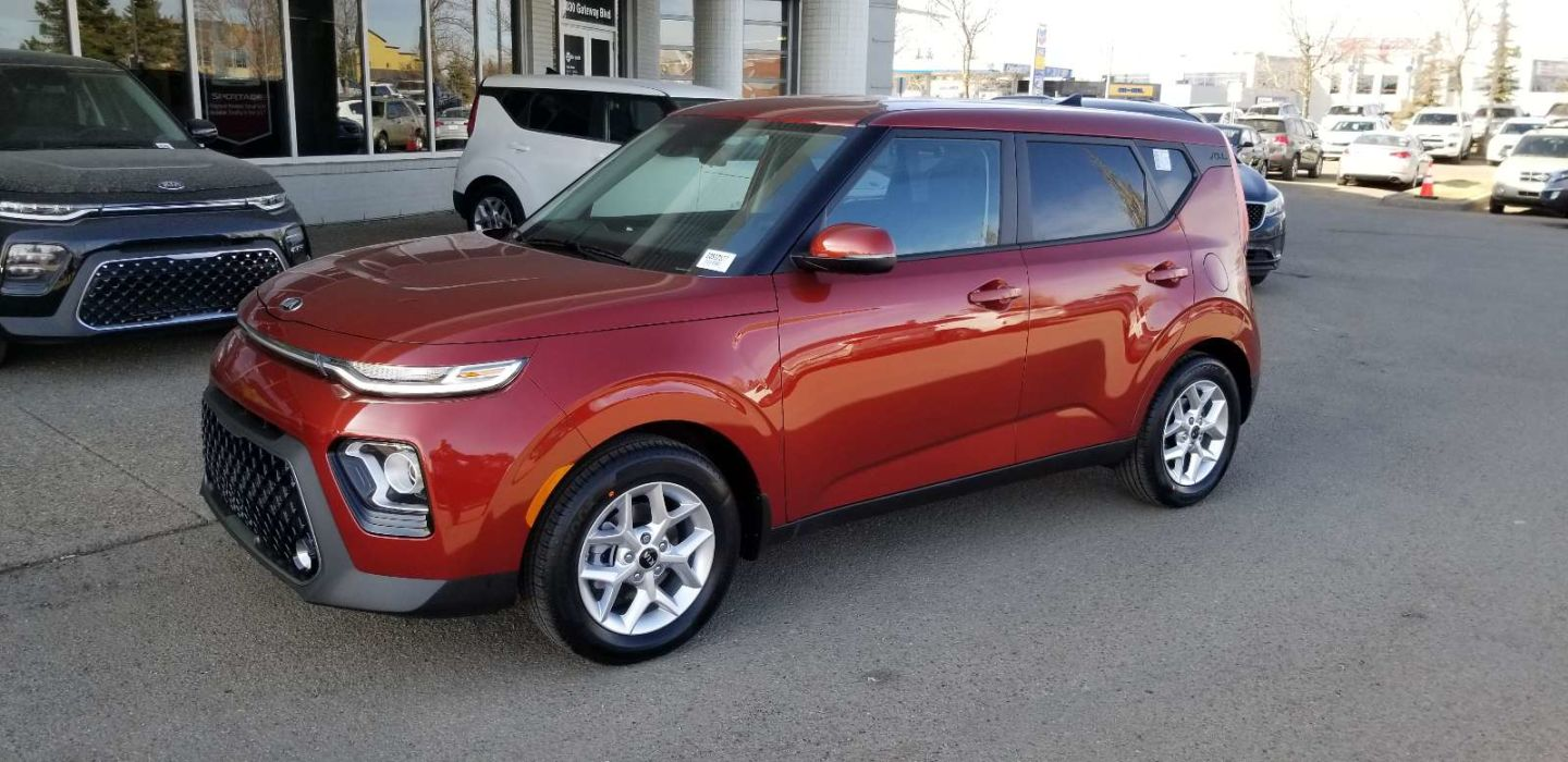2020 Kia Soul EX for sale in Edmonton, Alberta