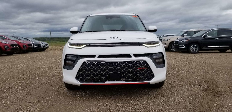 2020 Kia Soul GT-Line Limited for sale in Edmonton, Alberta