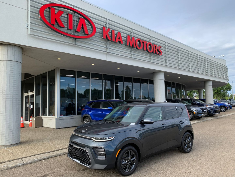 2021 Kia Soul EX+ for sale in Edmonton, Alberta