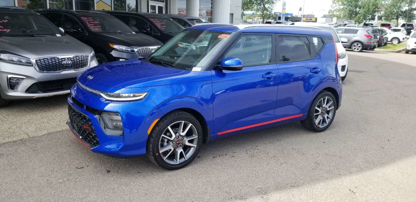 2020 Kia Soul GT-Line Limited for sale in Edmonton, Alberta
