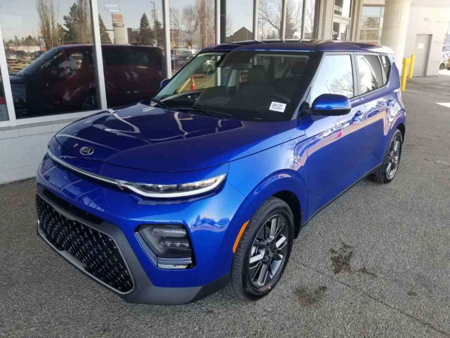 2020 Kia Soul EX+ for sale in Edmonton, Alberta