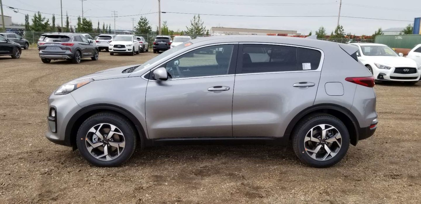 2020 Kia Sportage LX for sale in Edmonton, Alberta
