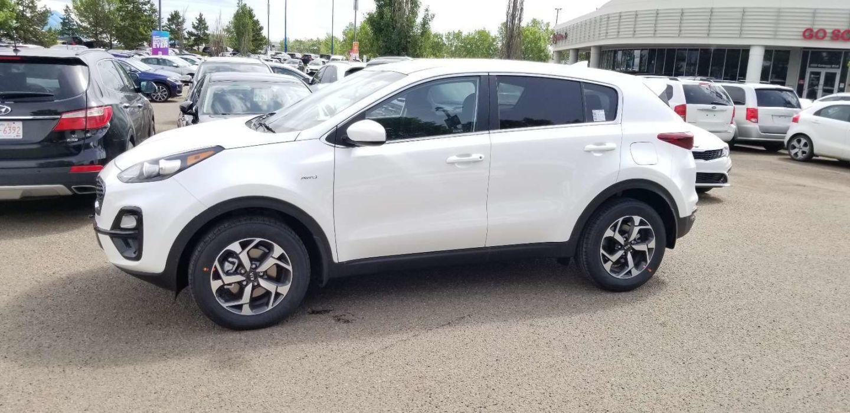 2020 Kia Sportage LX for sale in Edmonton, Alberta