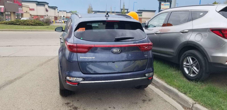 2020 Kia Sportage EX Tech for sale in Edmonton, Alberta