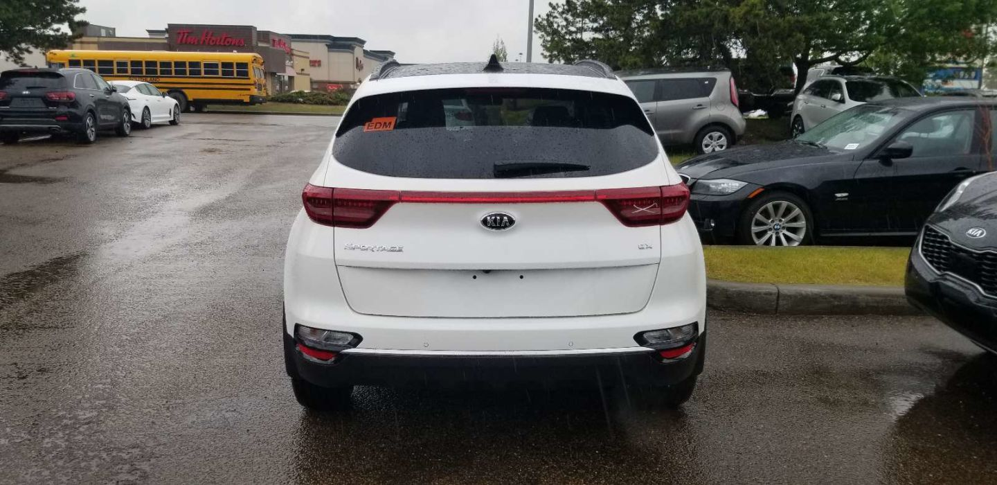 2020 Kia Sportage EX Premium for sale in Edmonton, Alberta