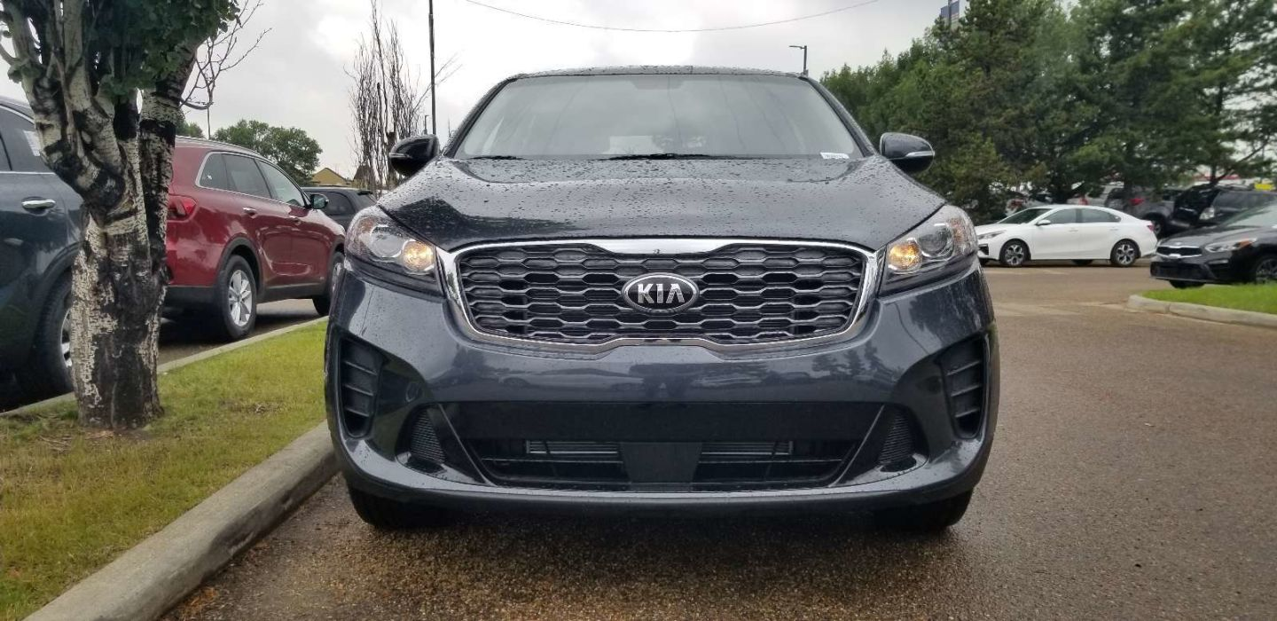 2020 Kia Sorento LX+ V6 for sale in Edmonton, Alberta