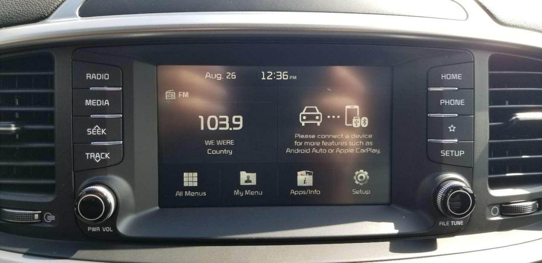 2020 Kia Sorento EX V6 for sale in Edmonton, Alberta