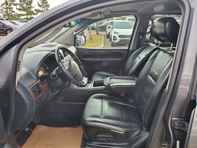 2010 Nissan Armada Platinum for sale in Edmonton, Alberta