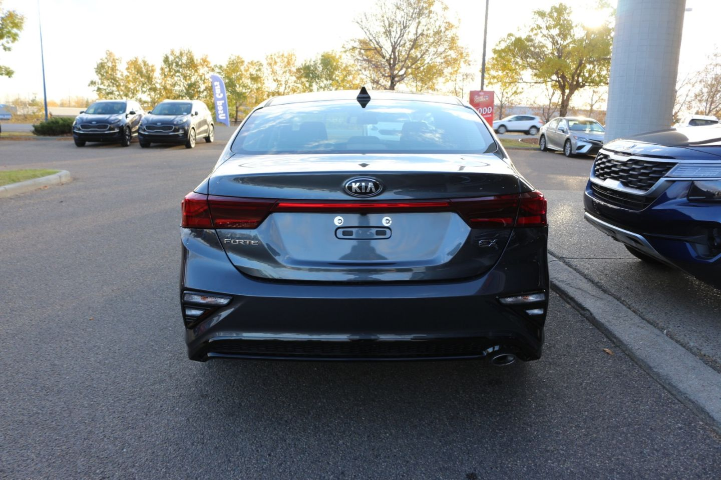2021 Kia Forte EX for sale in Edmonton, Alberta