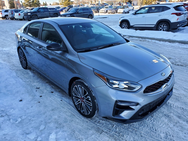 2021 Kia Forte GT for sale in Edmonton, Alberta