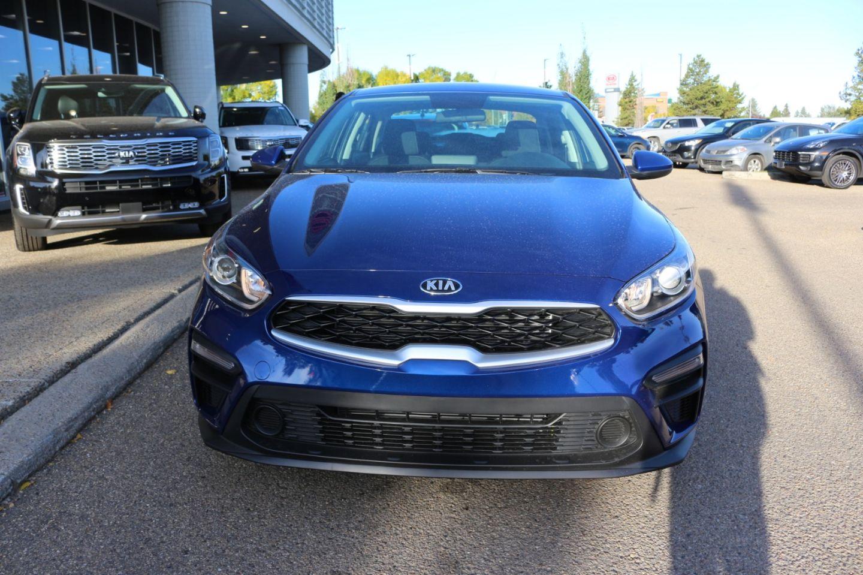 2021 Kia Forte LX for sale in Edmonton, Alberta