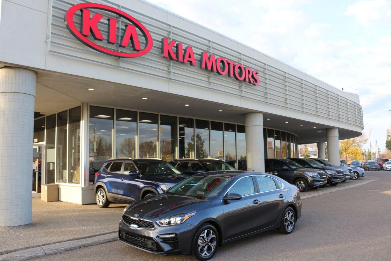 2021 Kia Forte EX for sale in Edmonton, Alberta