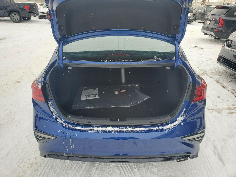 2021 Kia Forte EX+ for sale in Edmonton, Alberta