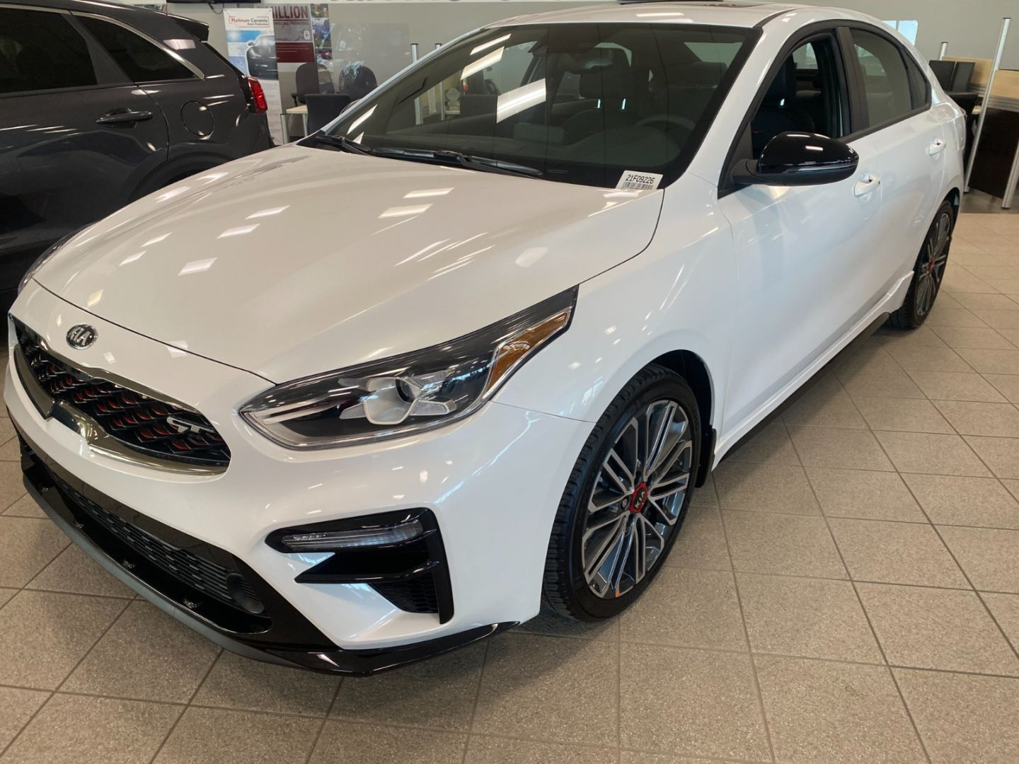 2021 Kia Forte GT for sale in Edmonton, Alberta