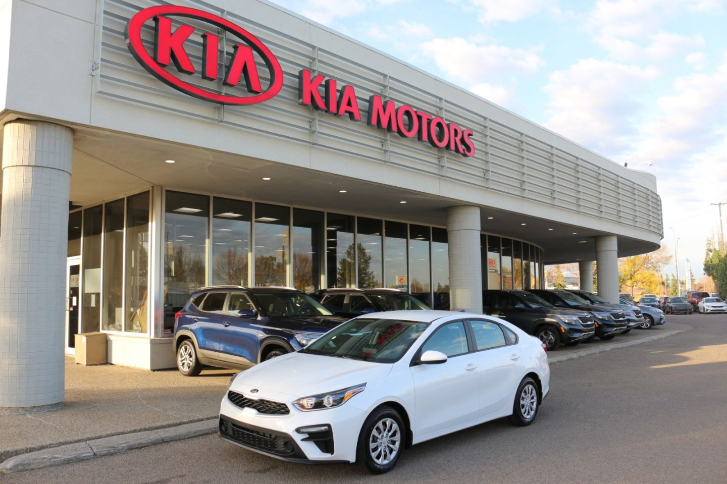 2021 Kia Forte LX for sale in Edmonton, Alberta