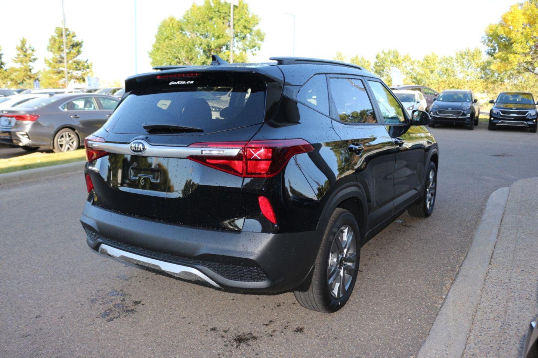 2021 Kia Seltos LX for sale in Edmonton, Alberta