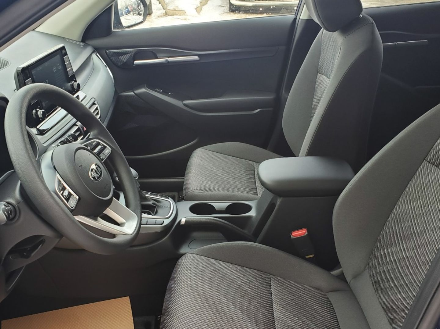 2021 Kia Seltos LX for sale in Edmonton, Alberta