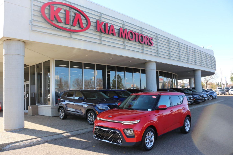 2021 Kia Soul EX for sale in Edmonton, Alberta
