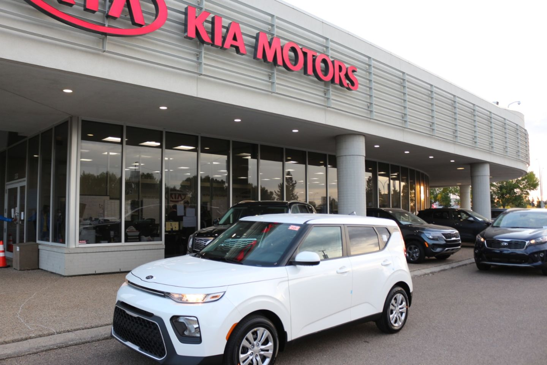 2021 Kia Soul LX for sale in Edmonton, Alberta