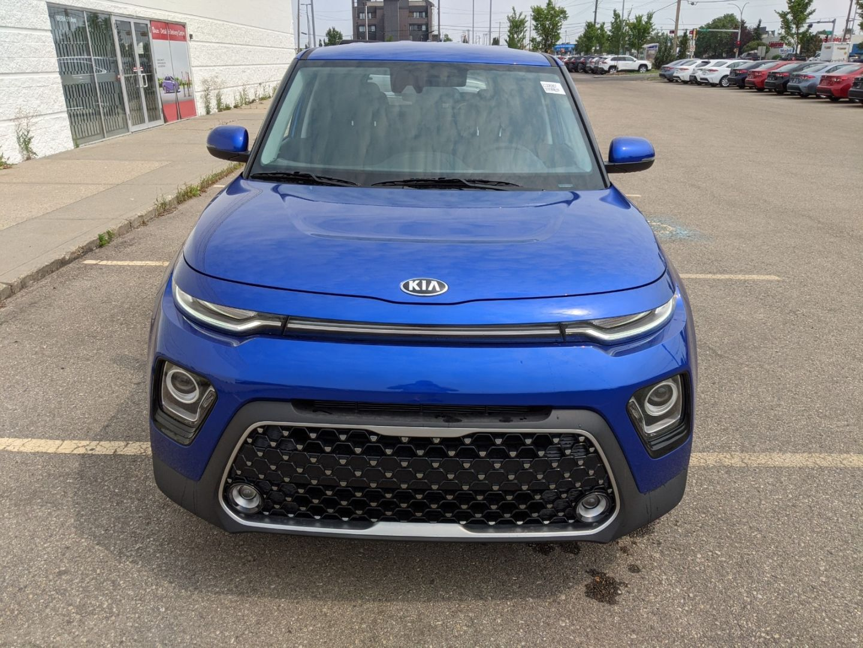 2021 Kia Soul EX Premium for sale in Edmonton, Alberta