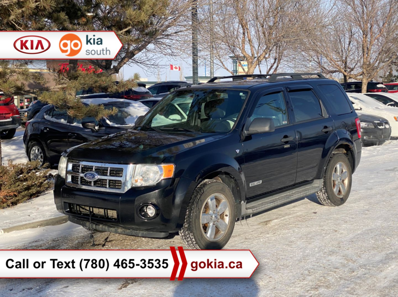 2008 Ford Escape XLT for sale in Edmonton, Alberta