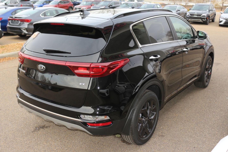 2021 Kia Sportage EX S for sale in Edmonton, Alberta