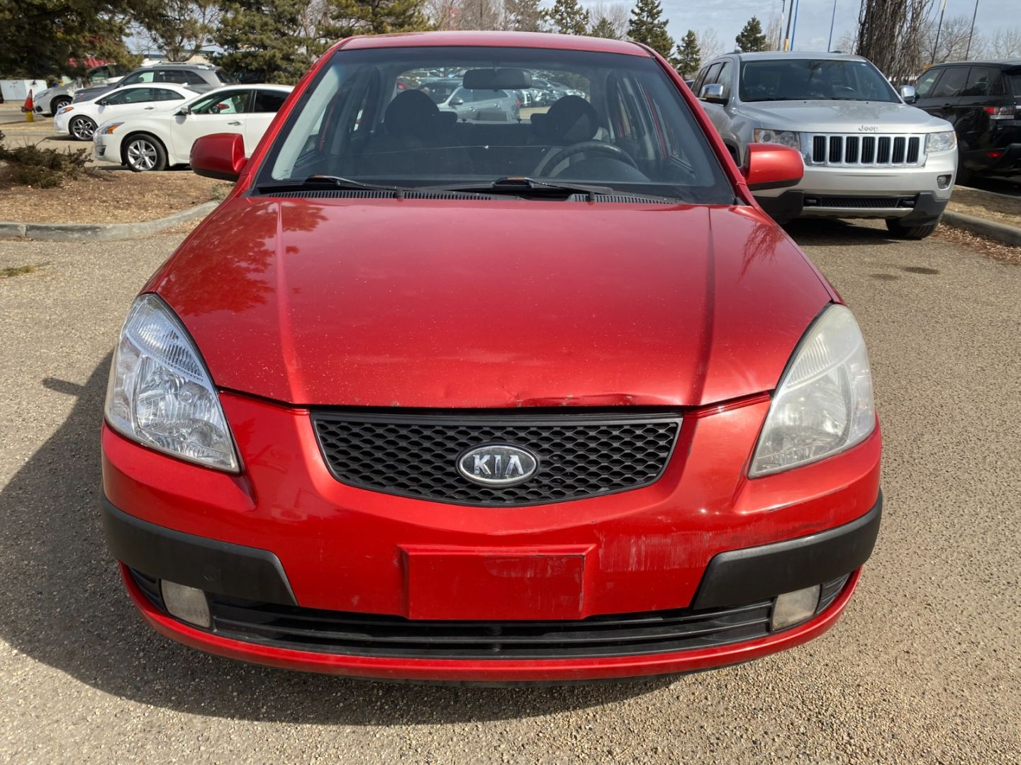 2008 Kia Rio EX for sale in Edmonton, Alberta