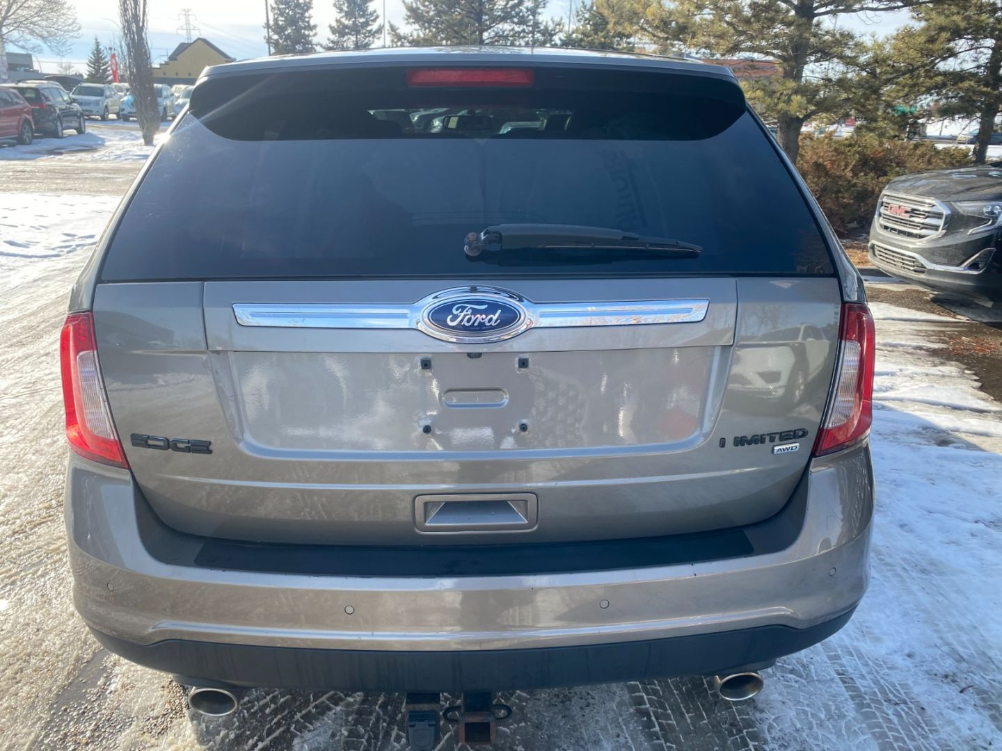 2013 Ford Edge Limited for sale in Edmonton, Alberta