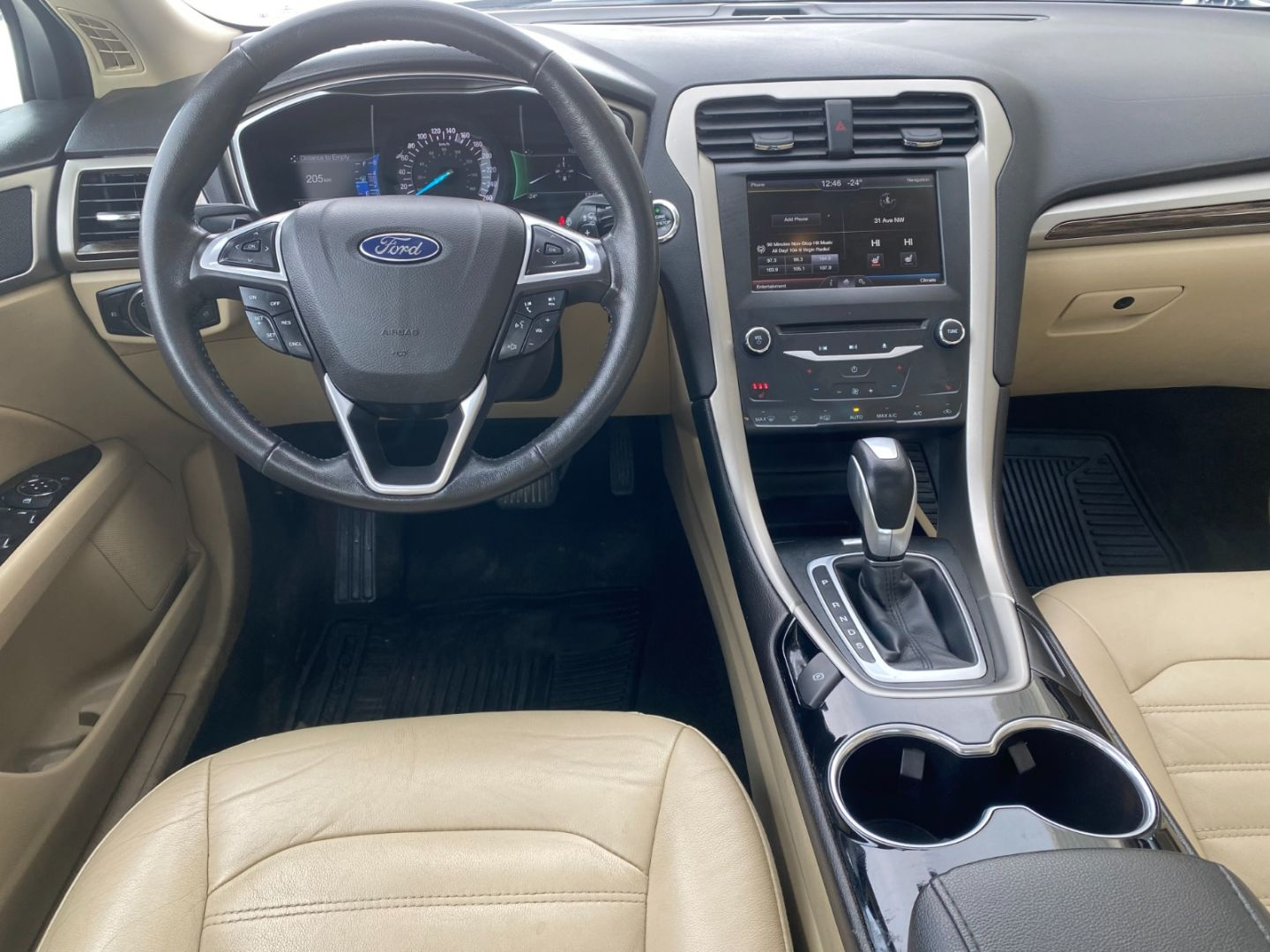 2015 Ford Fusion SE for sale in Edmonton, Alberta