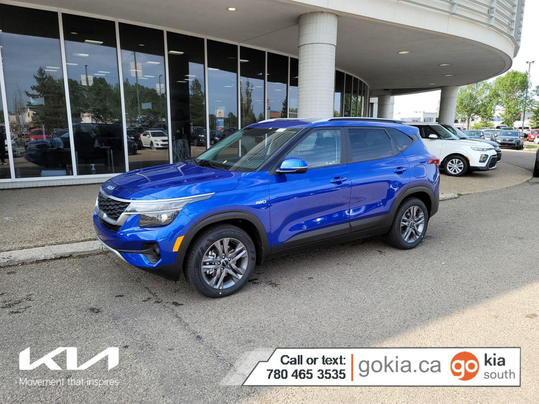 2022 Kia Seltos LX for sale in Edmonton, Alberta