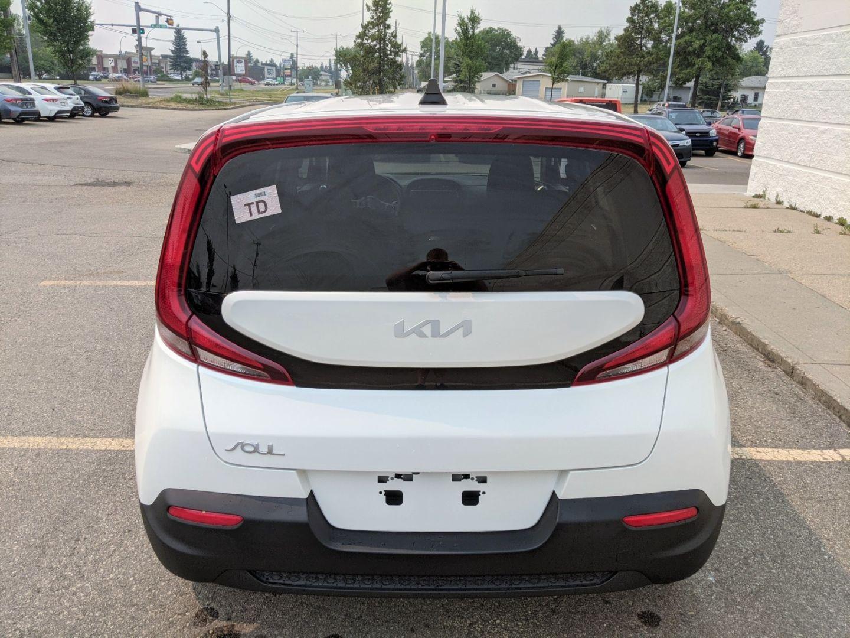2022 Kia Soul LX for sale in Edmonton, Alberta