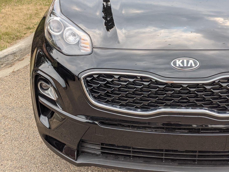 2022 Kia Sportage LX for sale in Edmonton, Alberta