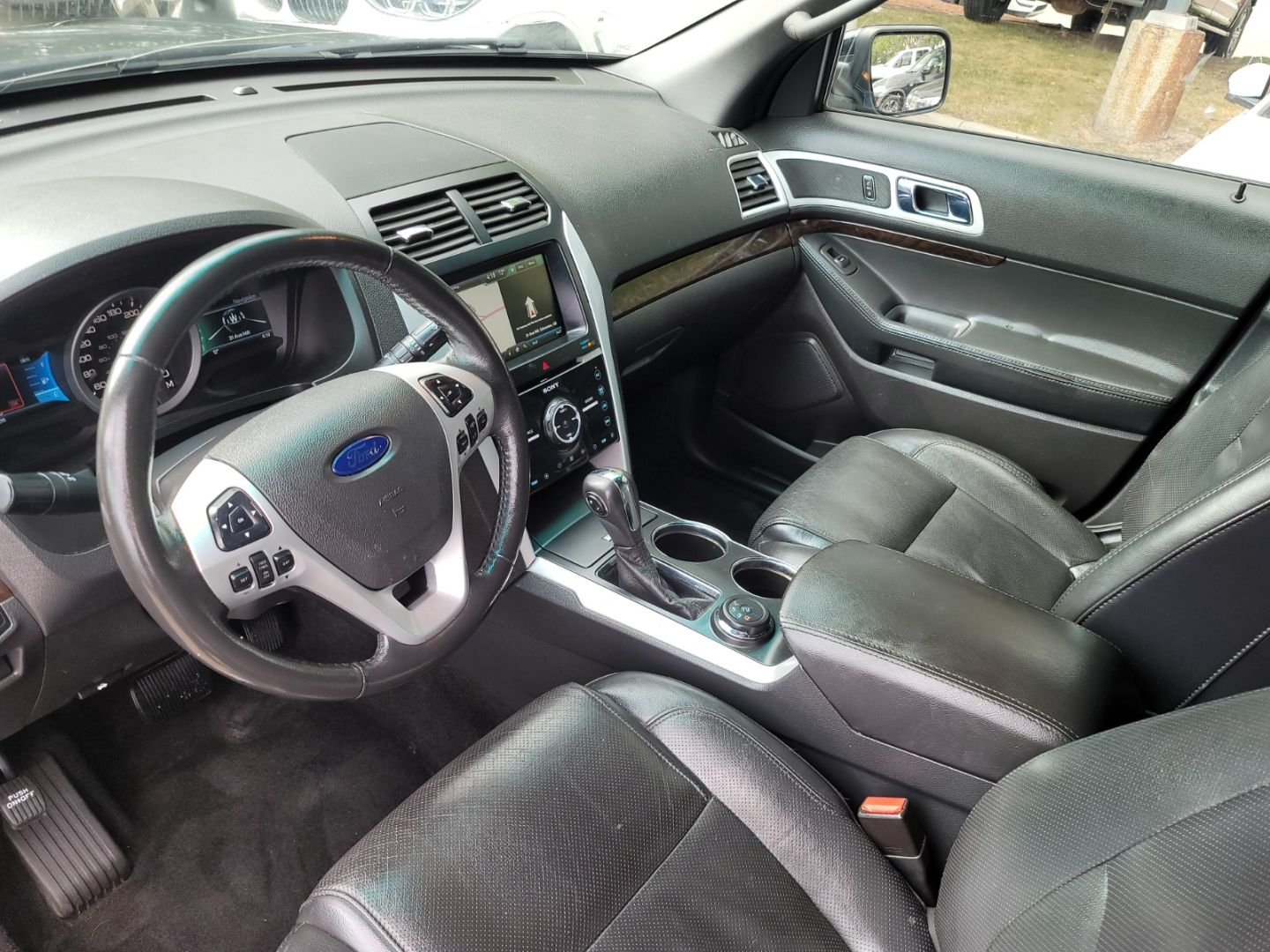 2012 Ford Explorer Limited for sale in Edmonton, Alberta