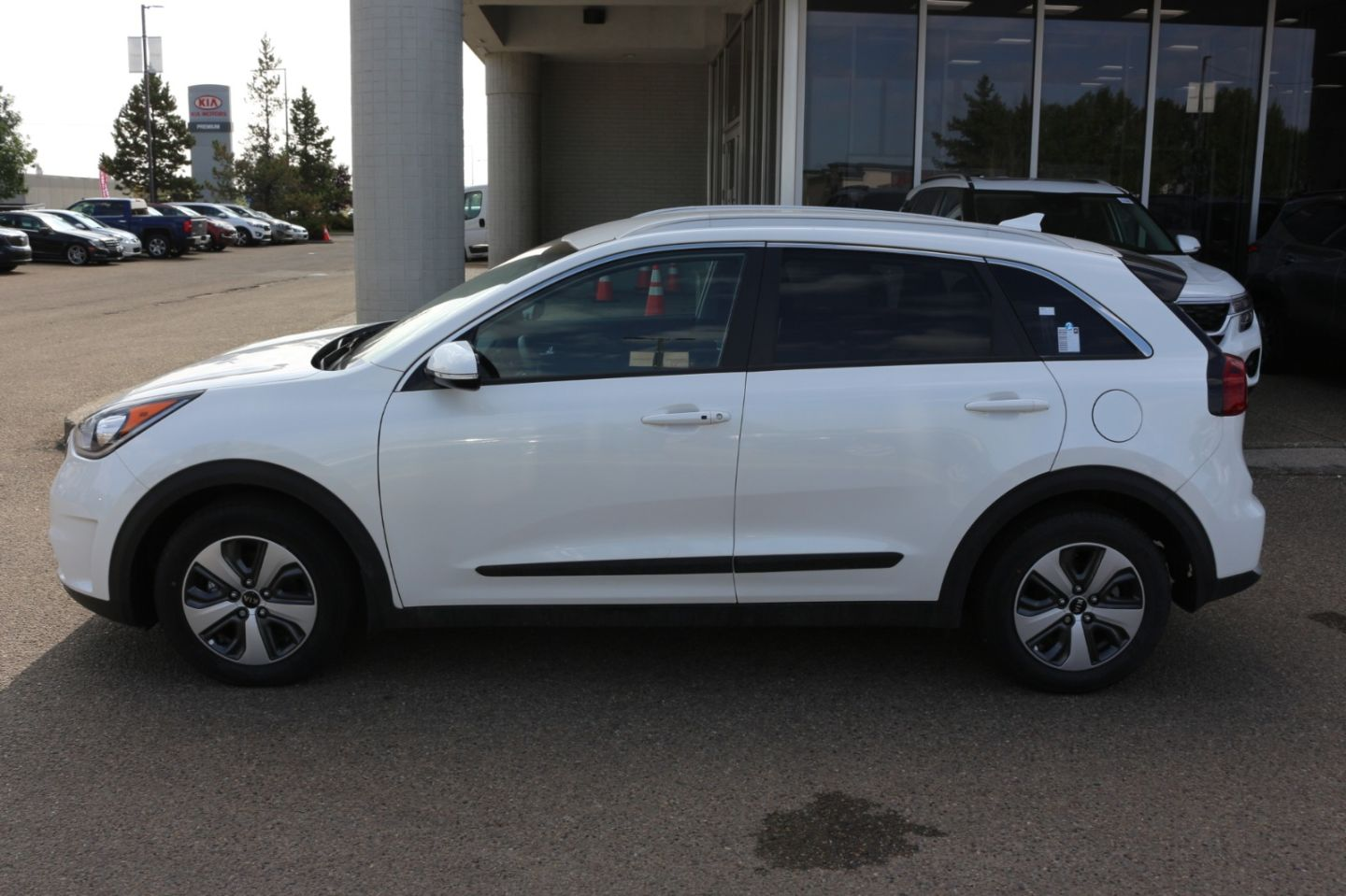 2019 Kia Niro EX for sale in Edmonton, Alberta