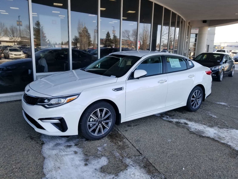 2019 Kia Optima LX+ for sale in Edmonton, Alberta