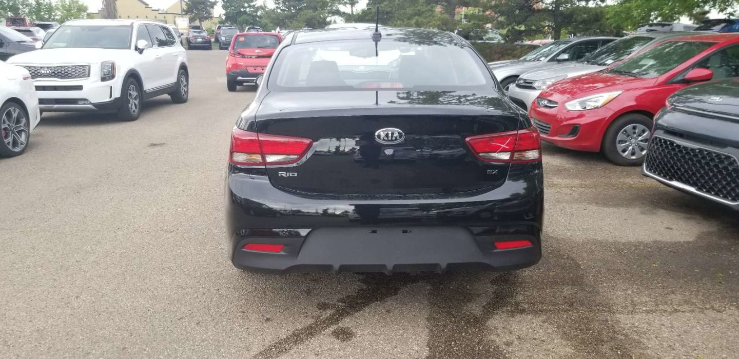 2019 Kia Rio EX for sale in Edmonton, Alberta