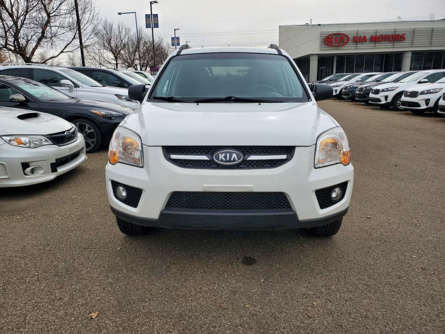 2010 Kia Sportage LX-Convenience for sale in Edmonton, Alberta