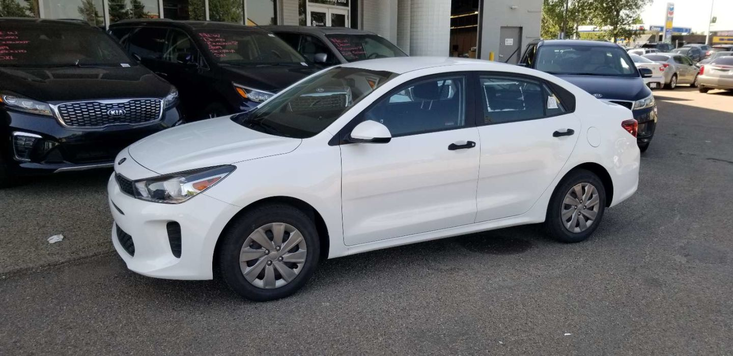 2019 Kia Rio LX for sale in Edmonton, Alberta