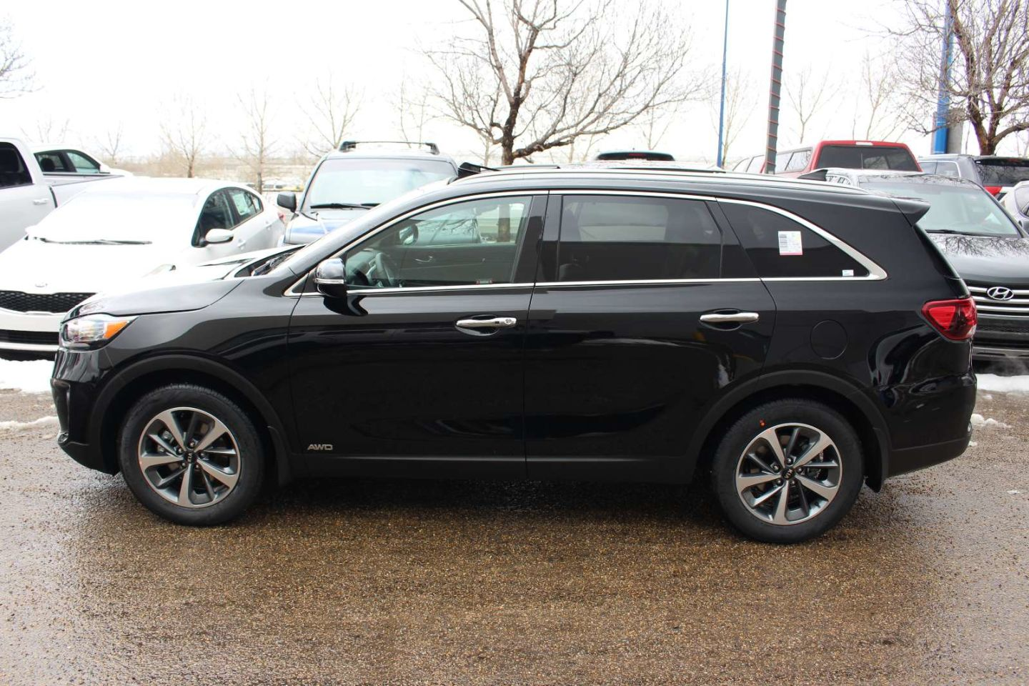2019 Kia Sorento EX Premium for sale in Edmonton, Alberta