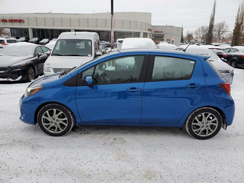 2015 Toyota Yaris SE for sale in Edmonton, Alberta