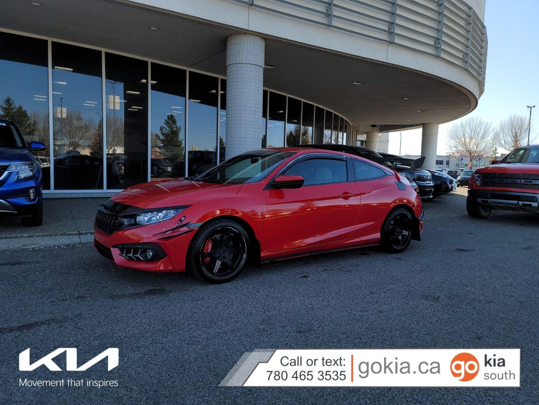 2016 Honda Civic Coupe LX for sale in Edmonton, Alberta