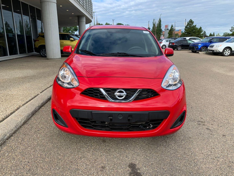 2017 Nissan Micra S for sale in Edmonton, Alberta