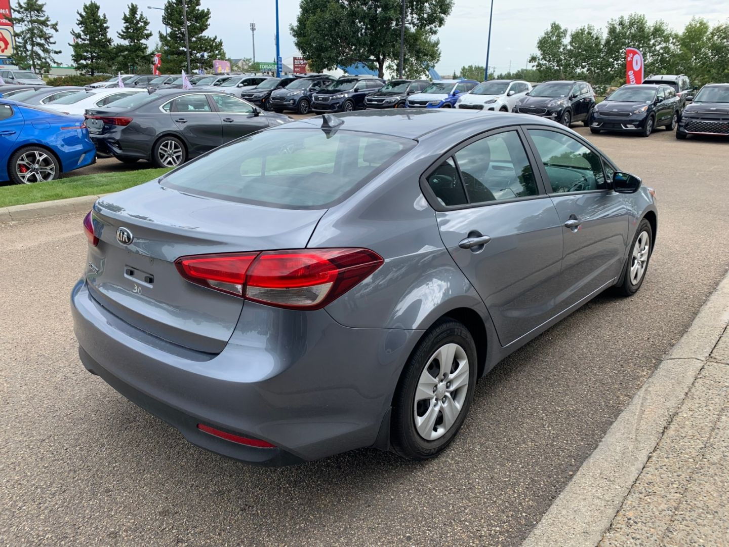 2017 Kia Forte LX for sale in Edmonton, Alberta